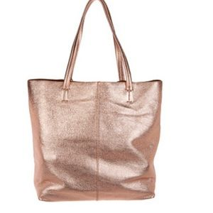 Vince Camuto Risa Bag In ROSE GOLD